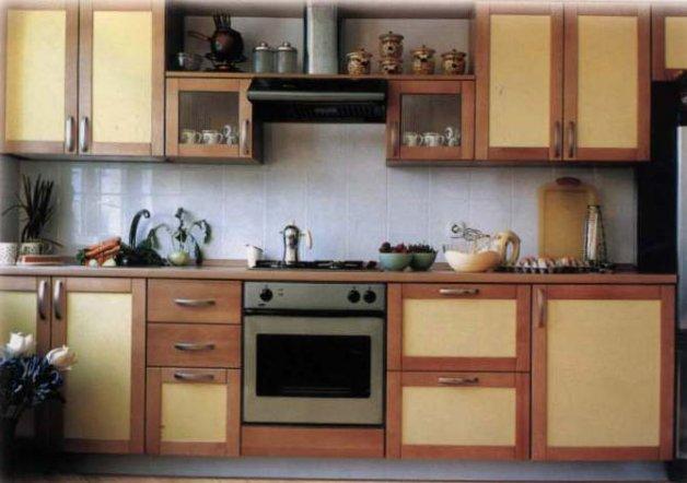Nameštaj po meri - Kuhinje - Iverko plus k010