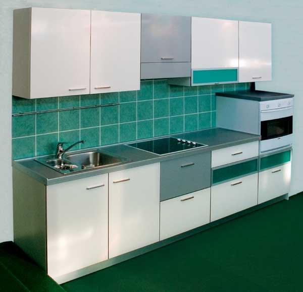 Nameštaj po meri - Kuhinje - Iverko plus k012