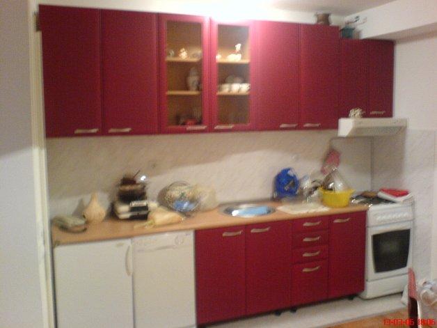 Nameštaj po meri - Kuhinje - Iverko plus k015