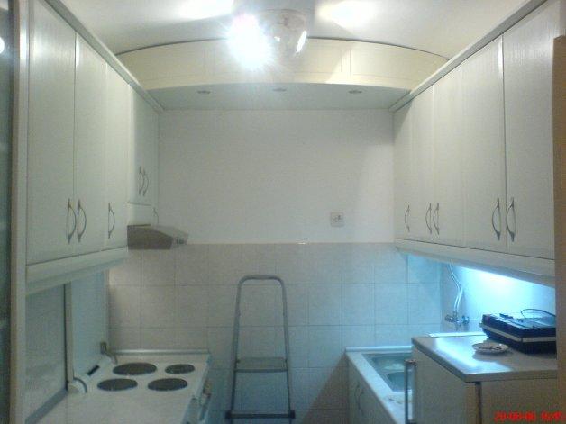 Nameštaj po meri - Kuhinje - Iverko plus k016