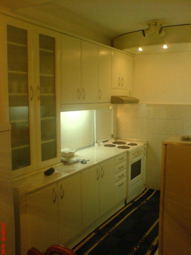 Nameštaj po meri - Kuhinje - Iverko plus k017