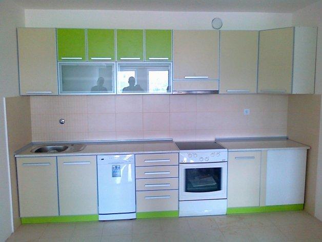 Nameštaj po meri - Kuhinje - Iverko plus k018