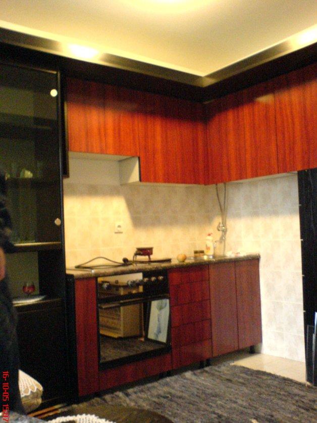 Nameštaj po meri - Kuhinje - Iverko plus k021