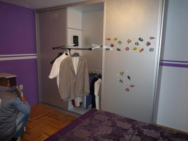 Nameštaj po meri - Spavaće sobe - Iverko plus ss015
