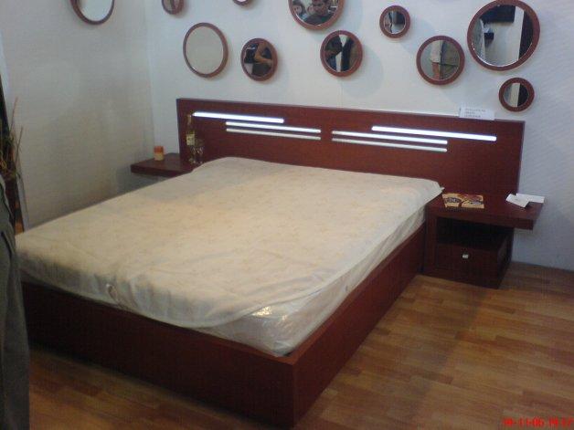 Nameštaj po meri - Kreveti - Iverko plus k018