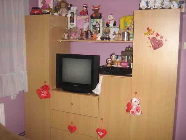 Nameštaj po meri - Sobe za decu i mlade - Iverko plus sdm043