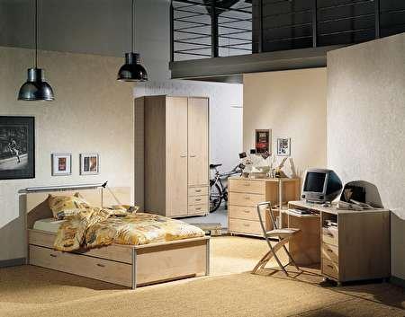 Nameštaj po meri - Sobe za decu i mlade - Iverko plus sdm002