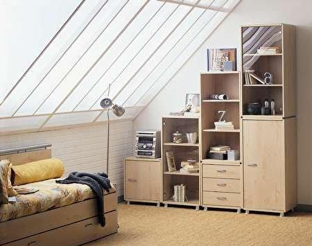 Nameštaj po meri - Sobe za decu i mlade - Iverko plus sdm003