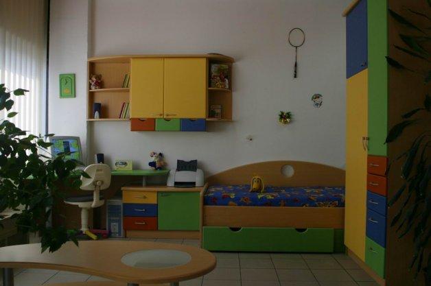 Nameštaj po meri - Sobe za decu i mlade - Iverko plus sdm004