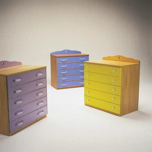 Nameštaj po meri - Sobe za decu i mlade - Iverko plus sdm005