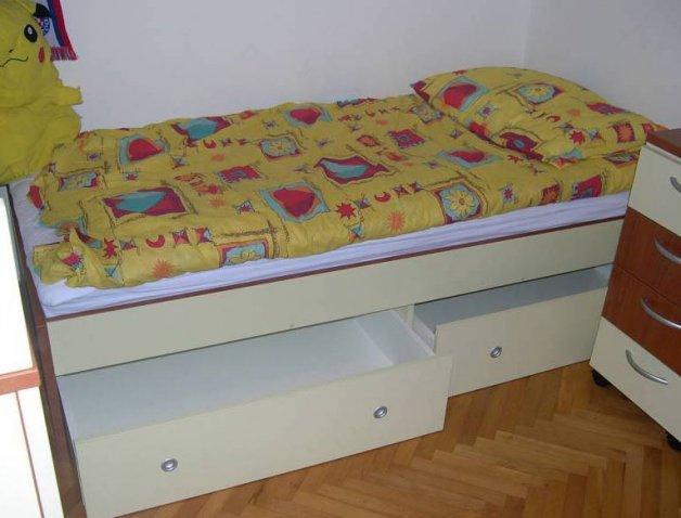Nameštaj po meri - Sobe za decu i mlade - Iverko plus sdm048