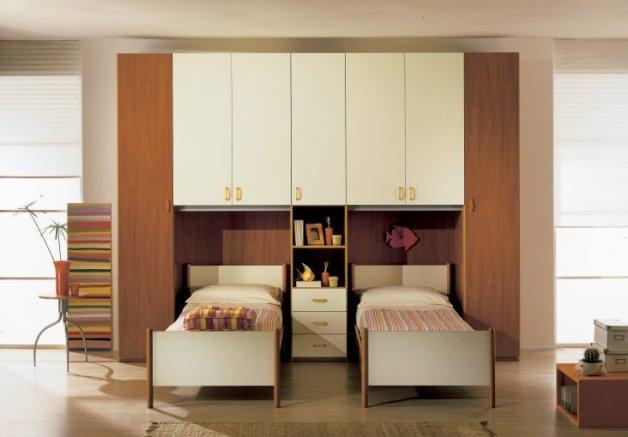 Nameštaj po meri - Sobe za decu i mlade - Iverko plus sdm049