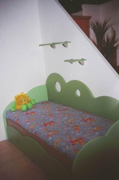Nameštaj po meri - Sobe za decu i mlade - Iverko plus sdm008