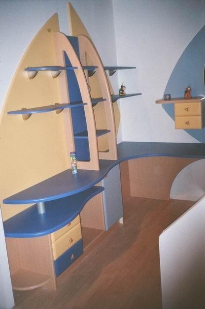 Nameštaj po meri - Sobe za decu i mlade - Iverko plus sdm009