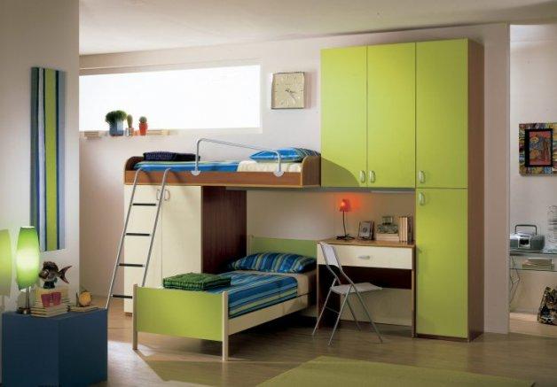 Nameštaj po meri - Sobe za decu i mlade - Iverko plus sdm050