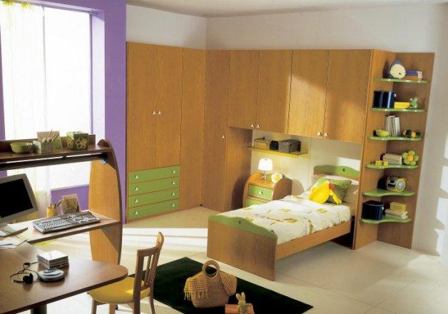 Nameštaj po meri - Sobe za decu i mlade - Iverko plus sdm051