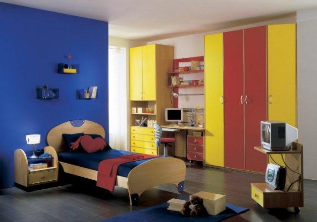 Nameštaj po meri - Sobe za decu i mlade - Iverko plus sdm052