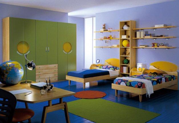 Nameštaj po meri - Sobe za decu i mlade - Iverko plus sdm053