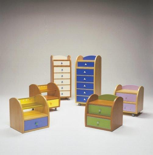 Nameštaj po meri - Sobe za decu i mlade - Iverko plus sdm012