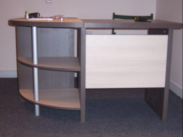 Nameštaj po meri - Kancelarijski nameštaj - Iverko plus kn006