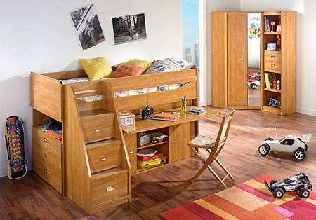 Nameštaj po meri - Sobe za decu i mlade - Iverko plus sdm020
