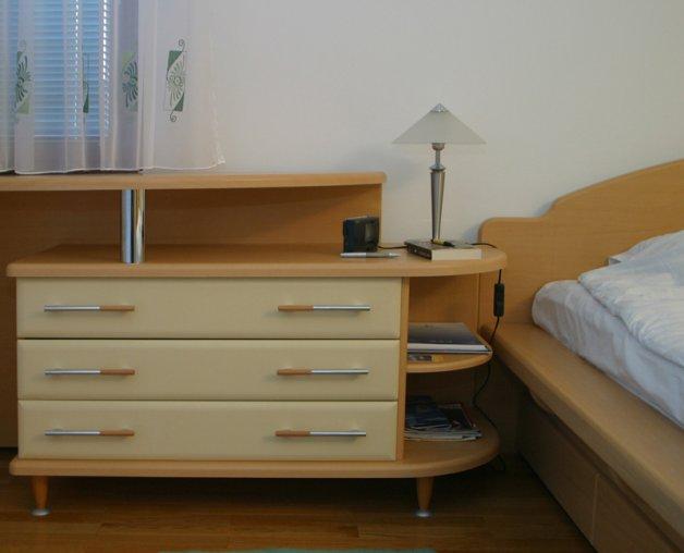 Nameštaj po meri - Spavaće sobe - Iverko plus ss008