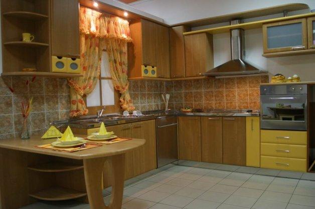 Nameštaj po meri - Kuhinje - Iverko plus k002