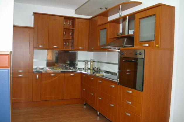 Nameštaj po meri - Kuhinje - Iverko plus k005