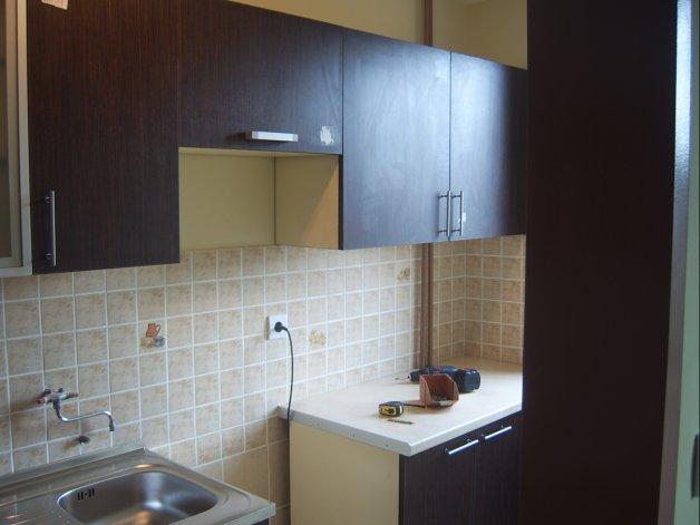 Nameštaj po meri - Kuhinje - Iverko plus k006